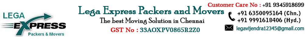 Lega Express Packers And Movers | Call Us : +91 9345918699